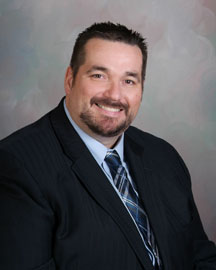 Kirk Schwarz - senior business services manager (Battle Creek Market)